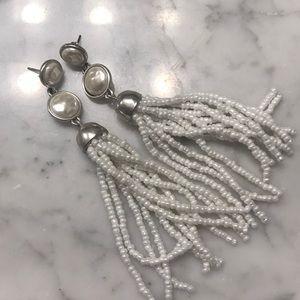 Lucky Brand, Tassel earrings, like new